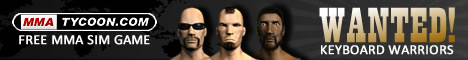 MMA Tycoon - Mixed Martial Arts Game