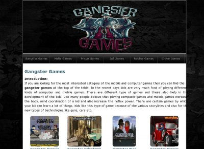 Best Gangster Games Online