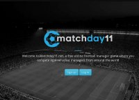 Matchday11 Football Manager