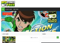 Ben 10 Games  Play All Ben 10 Games Online for Free