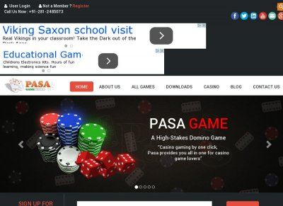 Pasa Game - All about Casino Game