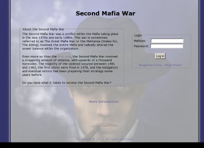 Second Mafia War
