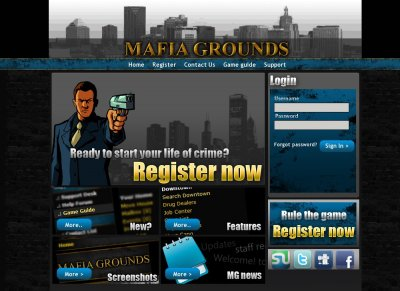 Mafia Grounds