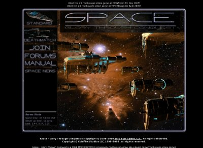 Space: Glory Through Conquest