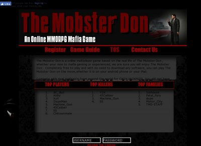 The Mobster Don