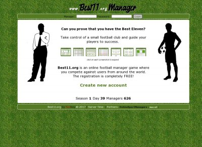 Best11 Manager