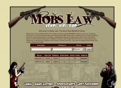 Mobs Law