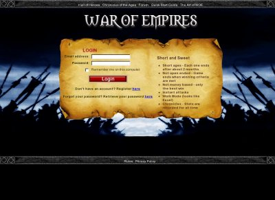 War of Empires